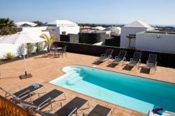 Villa Vista Lobos Sophie,Playa Blanca (Lanzarote)
