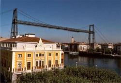 Hotel gran hotel puente colgante en portugalete infohostal for Hotel puente colgante