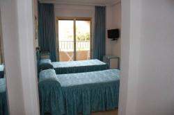 Hotel Playa Grande,Puerto de Mazarrón (Murcia)