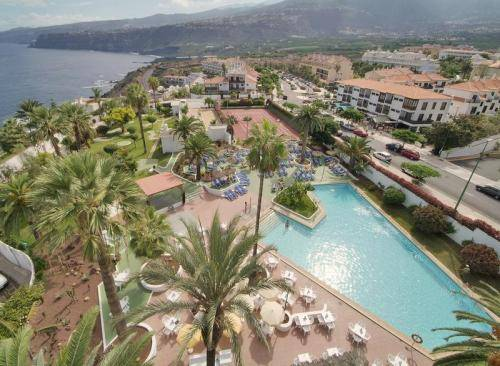 Blue sea hotel interpalace en puerto de la cruz infohostal - Hotel blue sea puerto resort tenerife ...