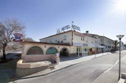 Hotel Catalán,Puerto Real (Cádiz)