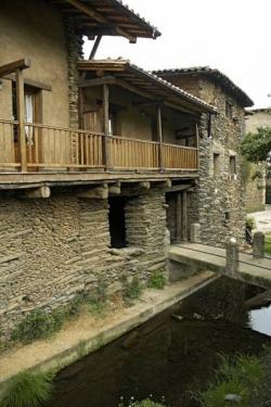 Los Balcones del Río,Robledillo de Gata (Cáceres)