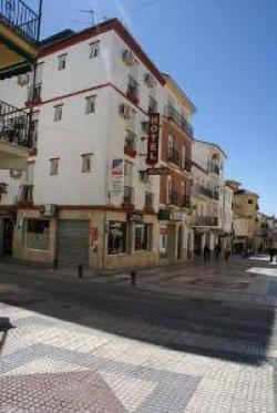 Hotel Arunda I,Ronda (Malaga)