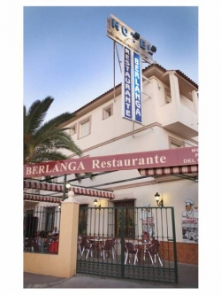 Hotel Restaurante Berlanga,Ronda (Malaga)