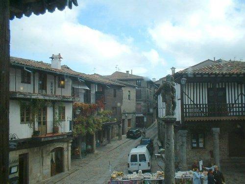Hostal san blas in la alberca infohostal for Alberca pueblo de salamanca