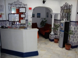 Hospedería Islasol,San Fernando (Cádiz)