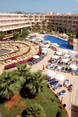 Aparthotel Tropic Garden,Santa Eulalia del Río (Ibiza)