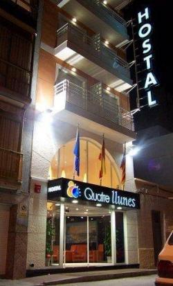 Hostal Quatre Llunes,Santa Pola (Alicante)