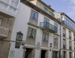 Carris Casa da Troya,Santiago de Compostela (A Coruña)