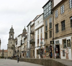 Domus Stellae,Santiago de Compostela (A Coruña)