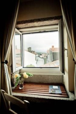 Hotel Fonte de San Roque,Santiago de Compostela (A Coruña)