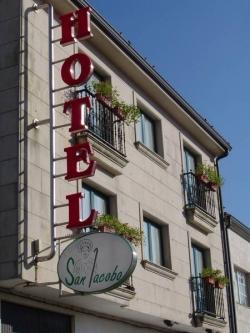 Hotel San Jacobo,Santiago de Compostela (A Coruña)
