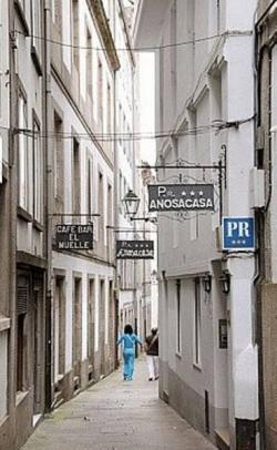 Pensión A Nosa Casa,Santiago de Compostela (A Coruña)