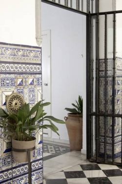 Hostal Baños de la Reina Mora,Sevilla (Sevilla)