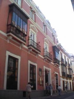 Hotel Alabardero,Sevilla (Sevilla)