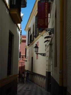 Hotel Alcantara,Sevilla (Sevilla)