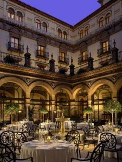 Hotel Alfonso XIII,Sevilla (Sevilla)