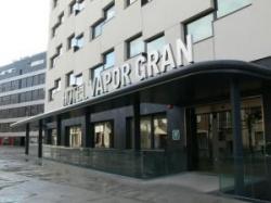 Hotel Vapor Gran,Tarrasa (Barcelona)