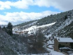 Albergue Tiempo de Setas,Noguera de albarracin (Teruel)