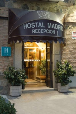 Hostal Madrid,Toledo (Toledo)