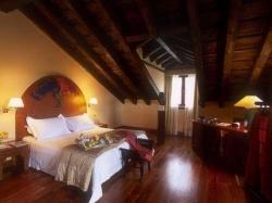 Hotel El Rancho,Torrecaballeros (Segovia)