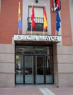 Hostal Plaza Mayor,Torrejón de Ardoz (Madrid)