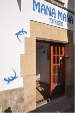 Manà Manà Hostel,Tossa de Mar (Girona)