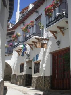 Hotel La Fragua I,Trévelez (Granada)