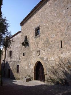 Casa de Orellana,Trujillo (Cáceres)