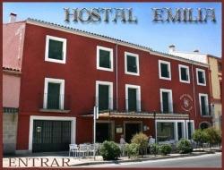 Hostal Emilia,Trujillo (Caceres)