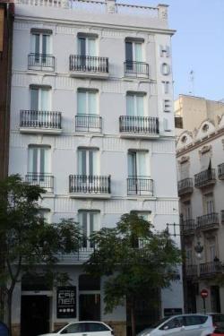 Hotel del Carmen,Valencia (Valencia)
