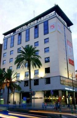 Hotel Kris Abadía,Valencia (Valencia)