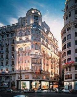 Hotel Meliá-Plaza Valencia,Valencia (Valencia)
