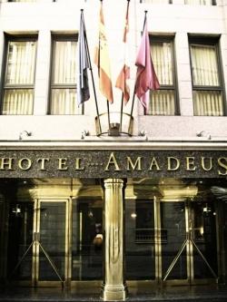 Hotel Amadeus,Valladolid (Valladolid)