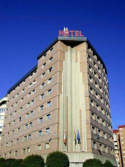 Hotel parque en valladolid infohostal for Hotel parque valladolid