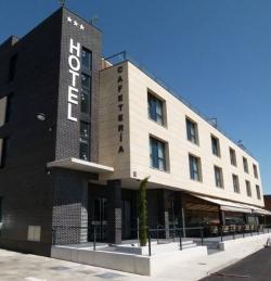 Hotel Río Hortega,Valladolid (Valladolid)