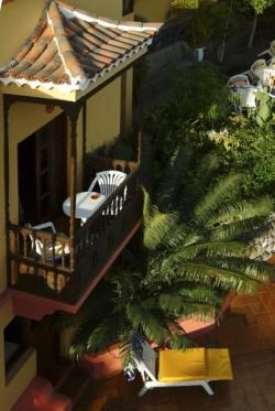 Hotel Jardín Concha,Valle gran Rey (La Gomera)