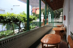 Pensión Aurora,Valle gran Rey (La Gomera)