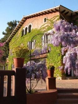 Masia Vista Hermosa,Vallromanes (Barcelona)