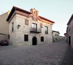 Concejo Hospederia,Valoria la buena (Valladolid)