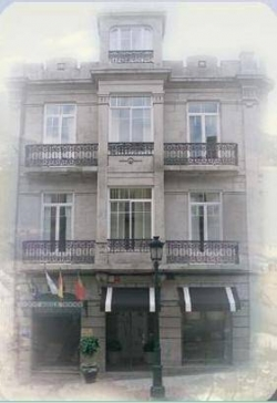 Hotel Aguila,Vigo (Pontevedra)