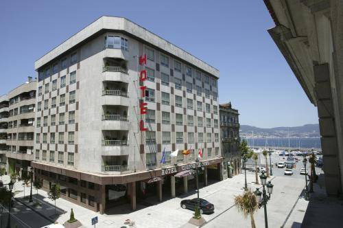 Hotel ciudad de vigo en vigo infohostal - Muebles en pontevedra ciudad ...