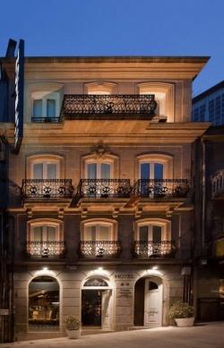 Hotel Puerta Gamboa,Vigo (Pontevedra)