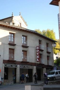 Hotel San Francisco,Villafranca del Bierzo (León)