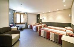 Hotel Monasterio de Leyre,Yesa (la) (Valencia)