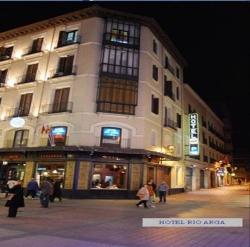 Hotel Rio Arga,Zaragoza (Zaragoza)