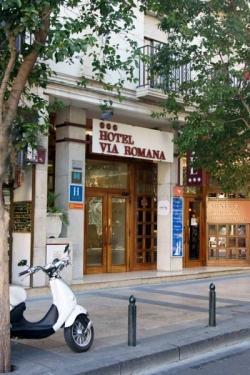 Hotel Vía Romana,Zaragoza (Zaragoza)