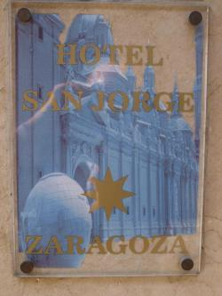 Hotel San Jorge,Zaragoza (Zaragoza)