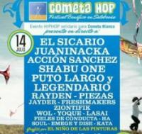 Alojamientos en Salobreña cerca del evento Festival Cometa Hop 2012