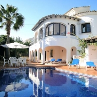 Holiday home Mistral Benissa